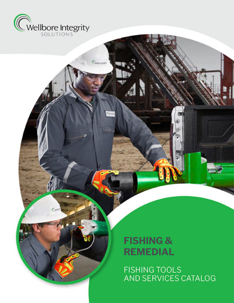 Well Intervention - Fishing and Remedial Tools and services catalog